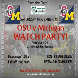 OSU Watch Party
