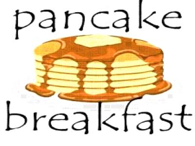 Swimming and Diving Pancake Breakfast Fundraiser